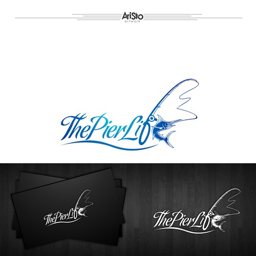 EPS design with the title 'The Pier Life'