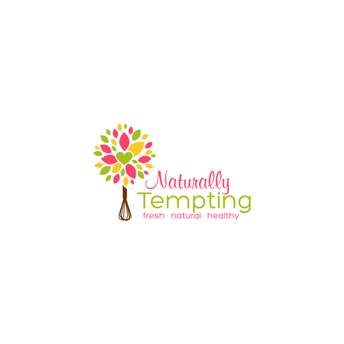 Baking design with the title 'help design my natural, clean eating foods, small business logo'