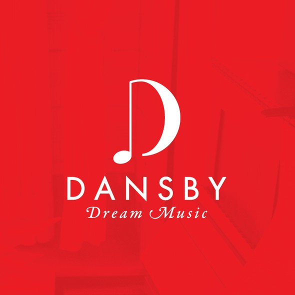 Classical design with the title 'Dansby Dream Music'