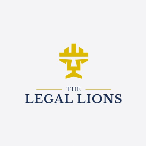 Serif logo with the title 'The Legal Lions'