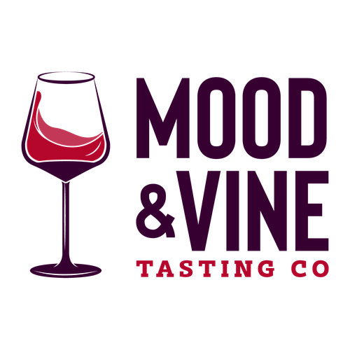 Grapevine logo with the title 'Mood & Vine'