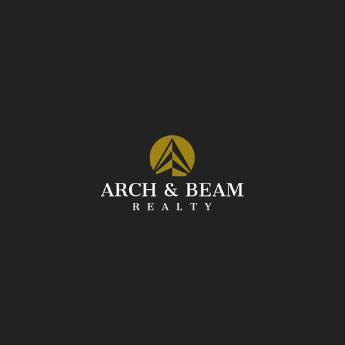 Clear logo with the title 'Logo for Arch & Beam'