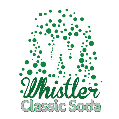 Soda design with the title 'Whistler Classic Soda needs a new logo'