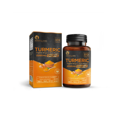 Dietary Supplement, label and box design