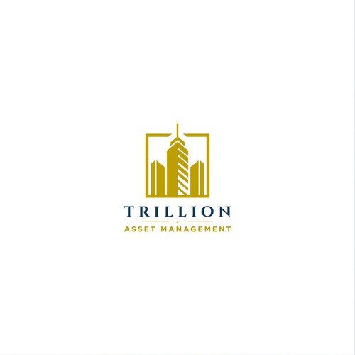 Asset design with the title 'Trillion'