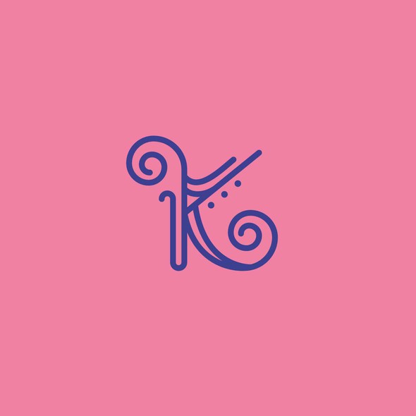 Curvy design with the title 'K for Kora Journeys '