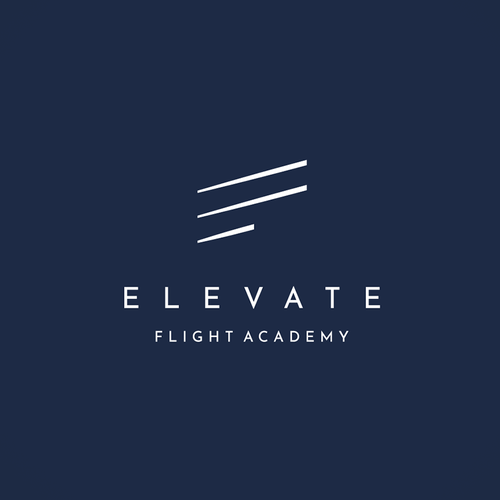 F logo with the title 'ELEVATE'