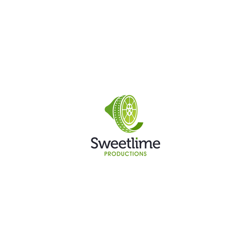 Lime design with the title 'sweet lime'