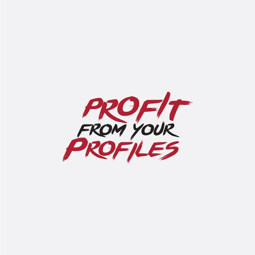 Stroke logo with the title 'PROFIT FROM YOUR PROFILES'