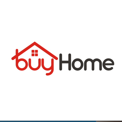 Home brand with the title 'Iconic logo for Buy Home'
