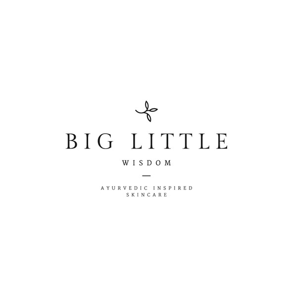 Skincare brand with the title 'Proposal for Big Little Wisdom'