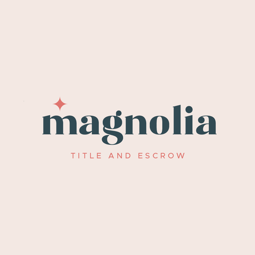 M design with the title 'magnolia'