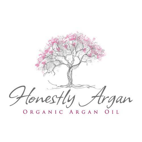 Arborist logo with the title 'sketchy big tree logo'