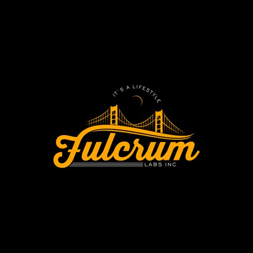 Pot logo with the title 'Fulcrum Labs INC'