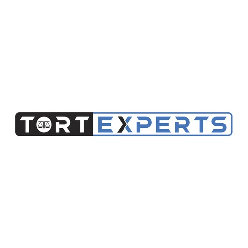 Marketing brand with the title 'TORT EXPERTS'