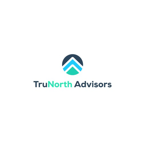 Advice logo with the title 'Logo Design for Business Growth Company'