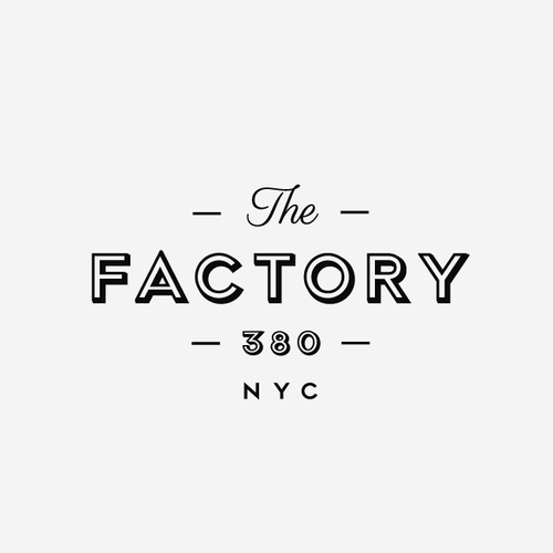 Gotham City logo with the title 'The Factory 380'