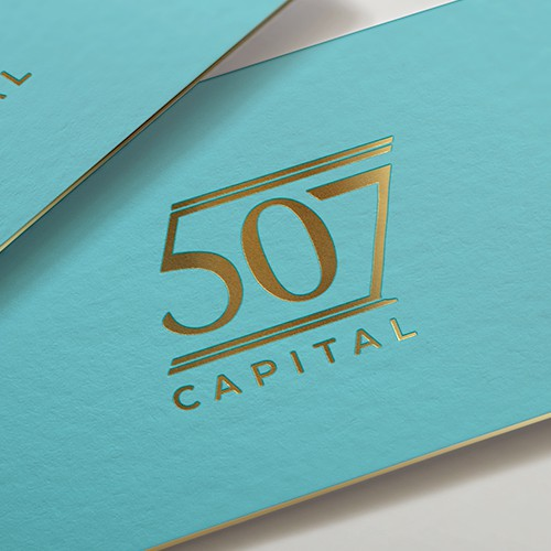 Finance brand with the title 'Logo'