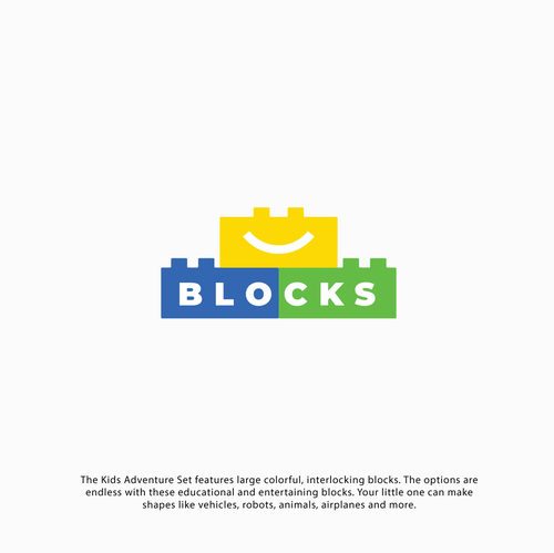 Block design with the title 'BLOCKS'