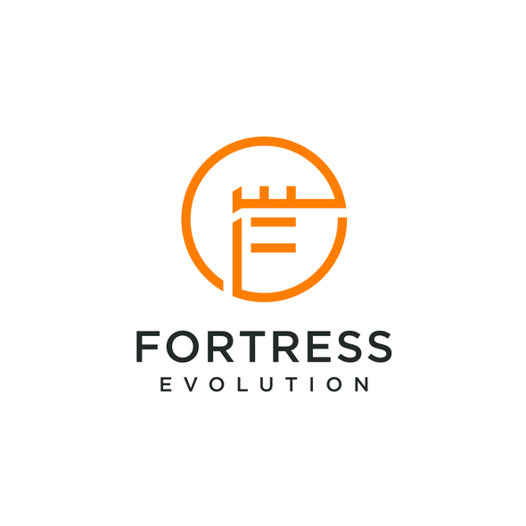 Evolution logo with the title 'Fortress Evolution'