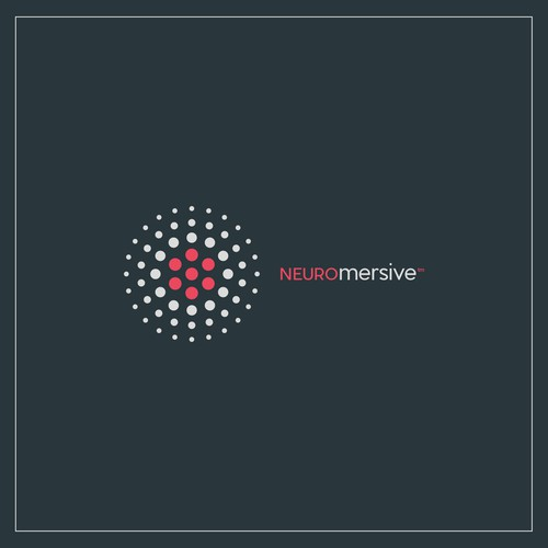 Toronto logo with the title 'Logo Design for Neuromersive'