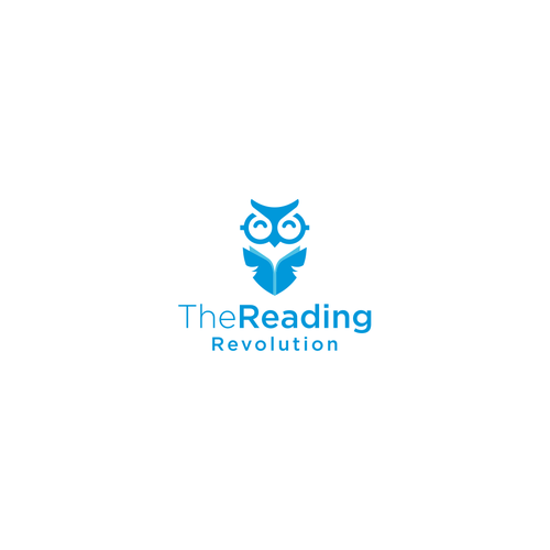 Bird design with the title 'The Reading Revolution'
