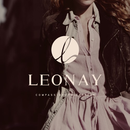 Accessories logo with the title 'Leonay'