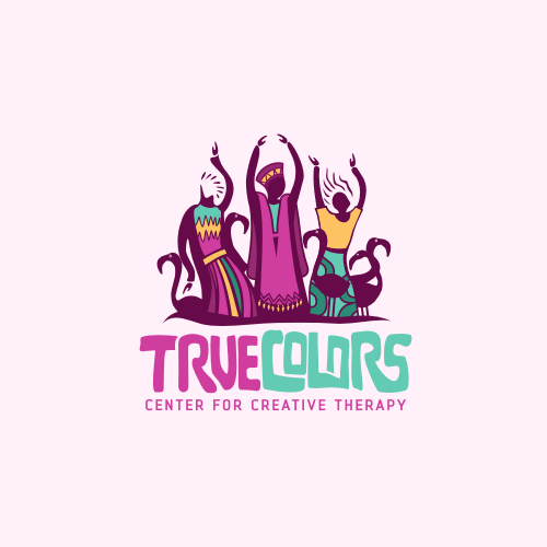 Studio design with the title 'True Color'