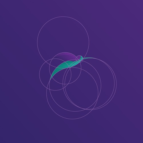 Fast design with the title 'Hummingbird symbol for Hummingbird Solutions'