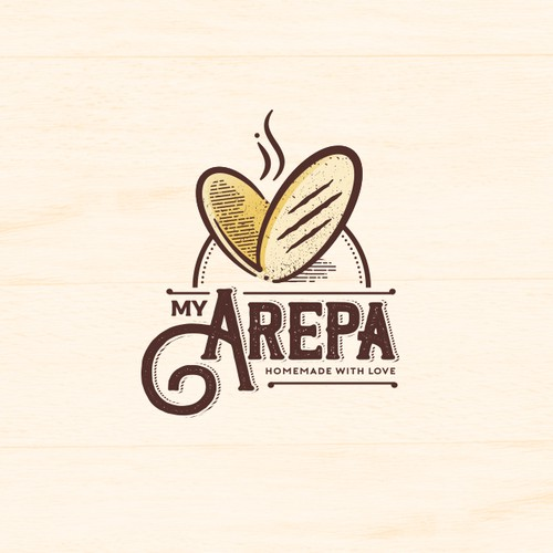 Artisan brand with the title 'Logo design for a Latin-American restaurant.'