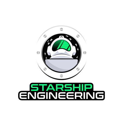 Window logo with the title 'STARSHIP ENGINEERING '