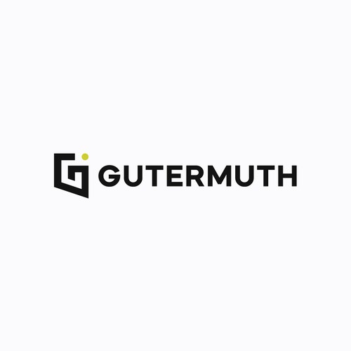 Printing logo with the title 'Logo for Gutermuth printing company'