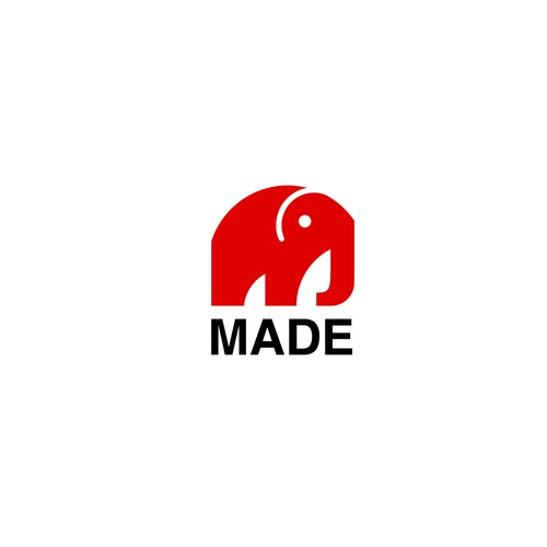 Market logo with the title 'MADE'