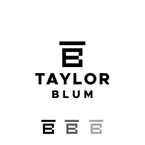 T design with the title 'Taylor Blum'