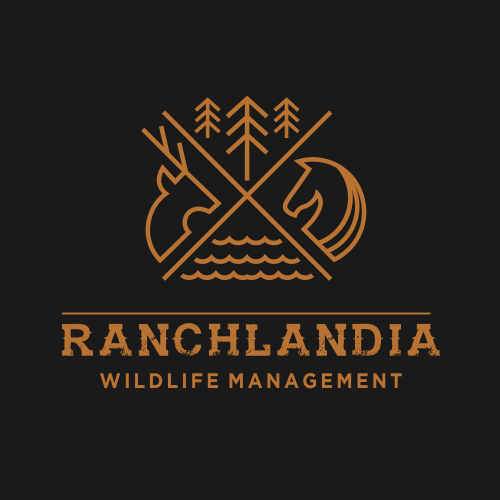 Conservation logo with the title 'Ranchlandia'