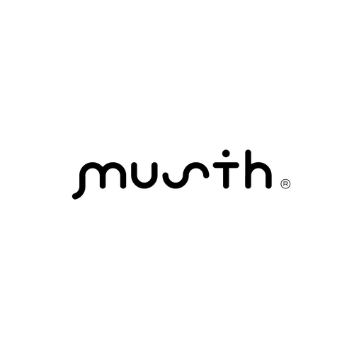 3D font logo with the title 'musth'