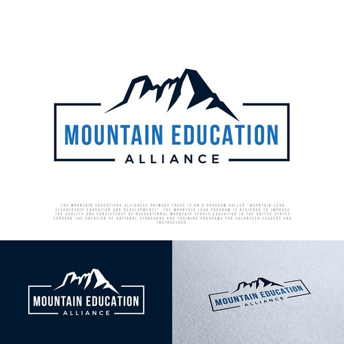 Leadership logo with the title 'Mouintain Education Alliance'