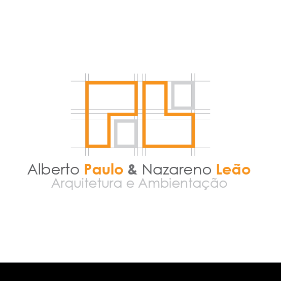 Brick logo with the title 'Create new logo for architectural firm'