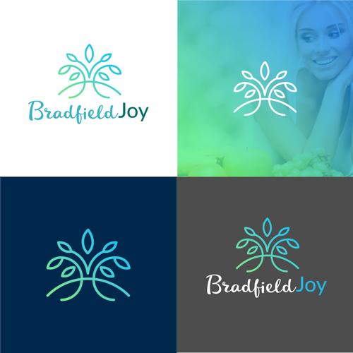 Earth logo with the title 'Bradfield Joy'