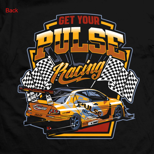 Automotive T shirt Designs: the Best Automotive T shirt