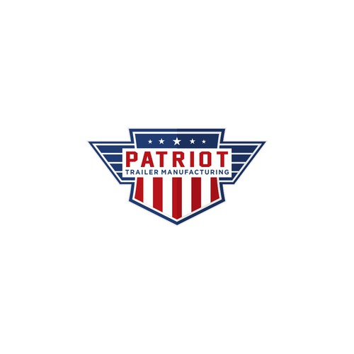 Patriot logo with the title 'PATRIOT'