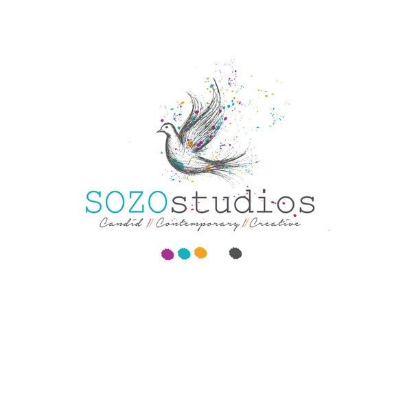 Photography artwork with the title 'Logo for Sozo Studios photography studio'