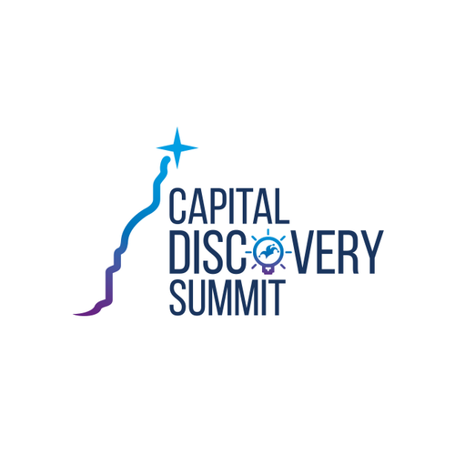Summit logo with the title 'Capital Discovery Summit'