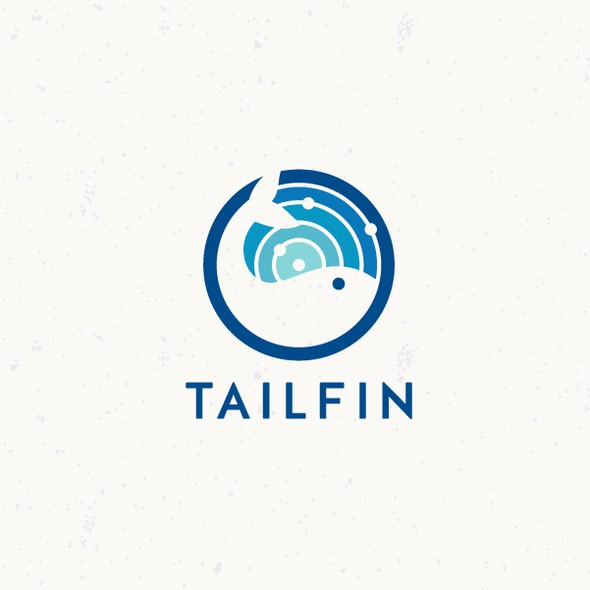 Ocean brand with the title 'TailFin'