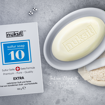 Nuksit - worldwide branding cosmetics - soap box