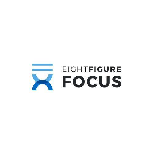 Focus design with the title '8-Figure Focus'