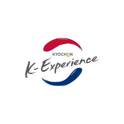 Korean design with the title 'Korean Experience'