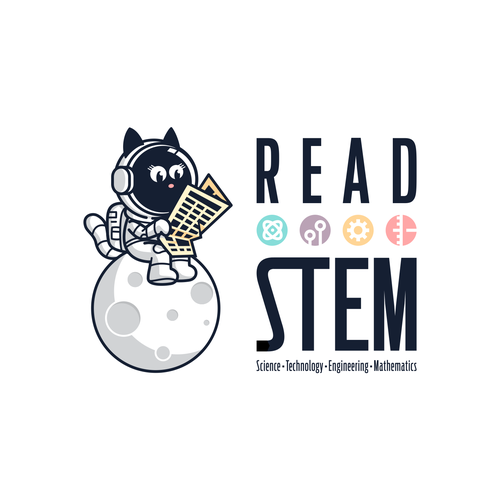Moonlight logo with the title 'Read Stem'