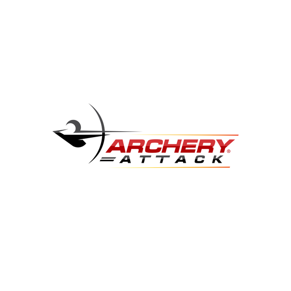 Archery design with the title 'logo for Archery Store'