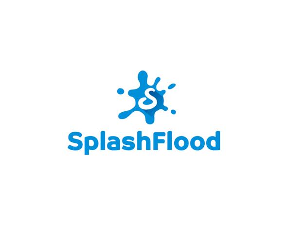 "Flood logo with the title 'Help us ""make a splash!""'"